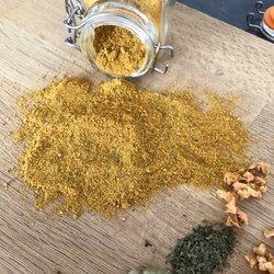 Pilau Rice Seasoning Blend in Kilner Jar 45g