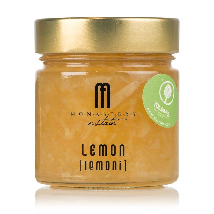 Handmade Lemon Marmalade 225g