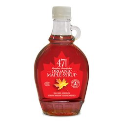 2 x Organic Canadian Maple Syrup 375ml