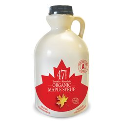 Organic Canadian Maple Syrup Jug 1 Litre