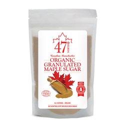 2 x Canadian Organic Granulated Maple Sugar 250g