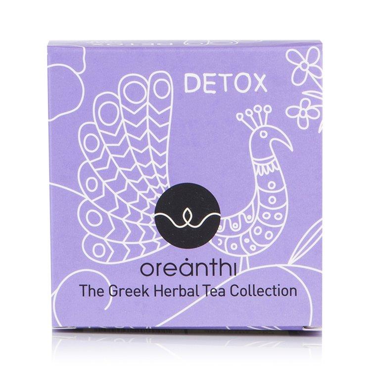 Detox The Greek Herbal Tea Collection