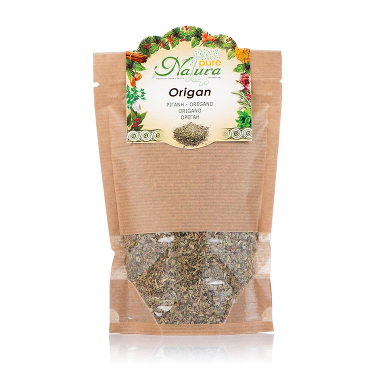 Organic Dried Oregano 60g
