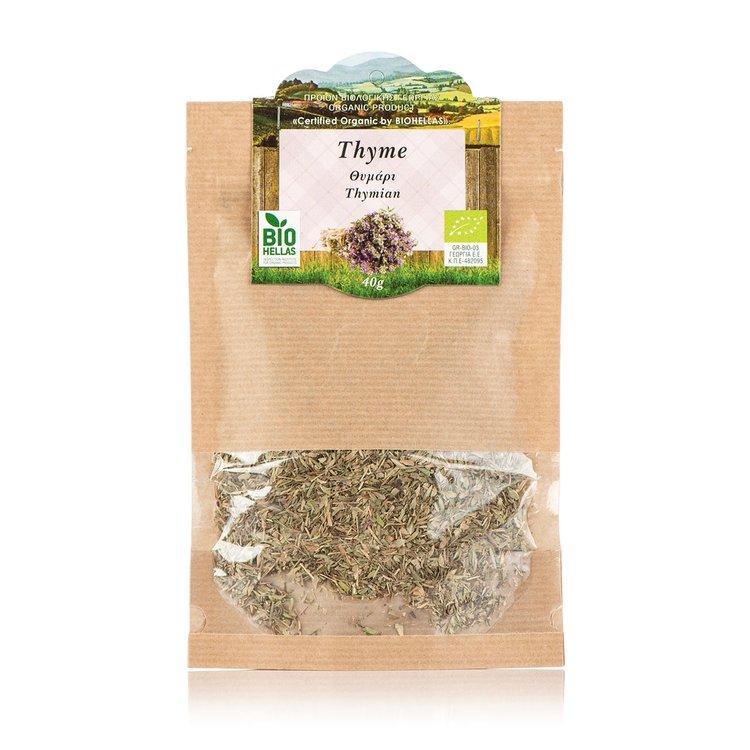 Organic Thyme 40g