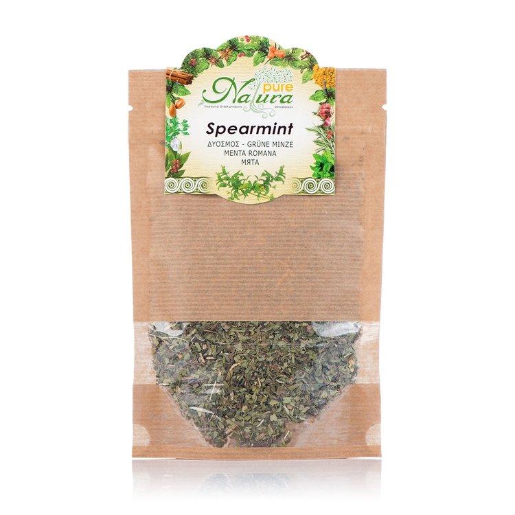 Organic Cretan Spearmint 30g