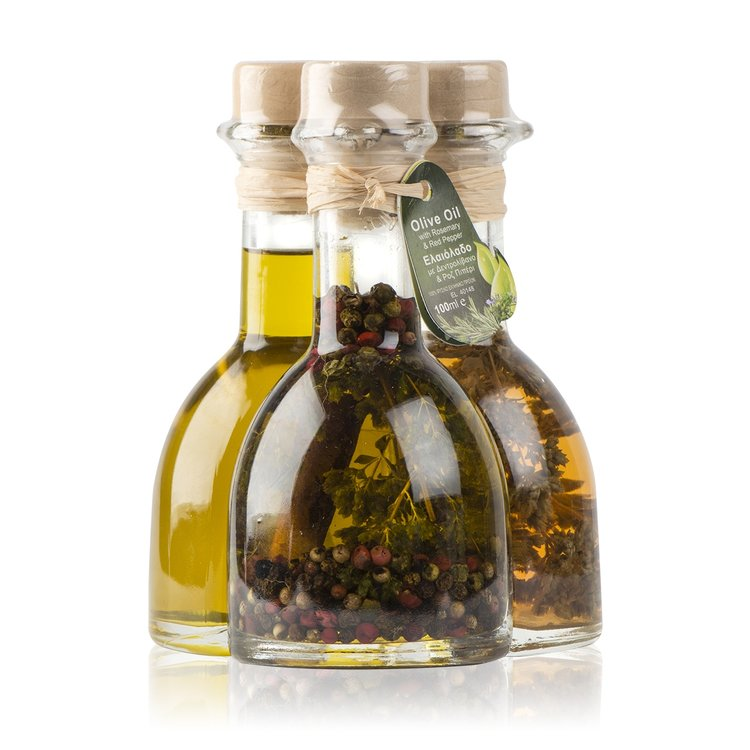 Vinaigrette Crete Special Set 3 x 100ml