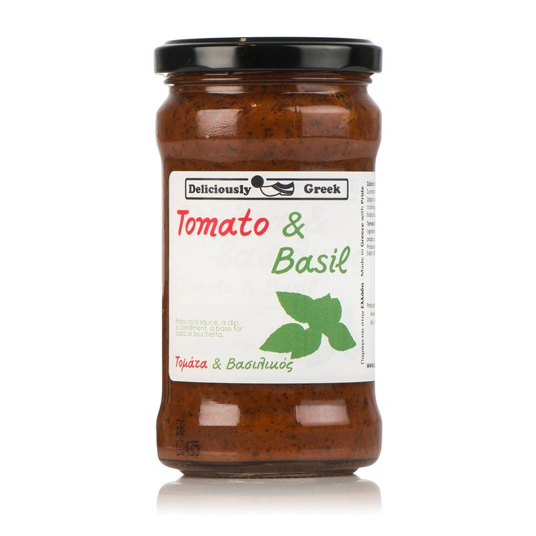 Tomato & Basil Sauce 280g