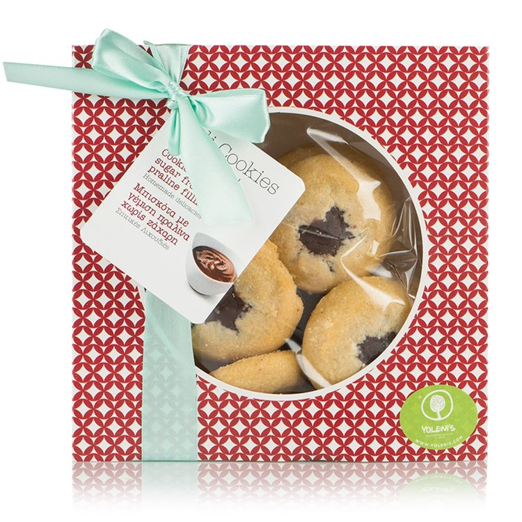 Praline Handmade Biscuits 350g