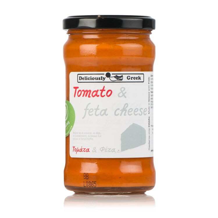 Tomato & Feta Cheese Sauce 280g