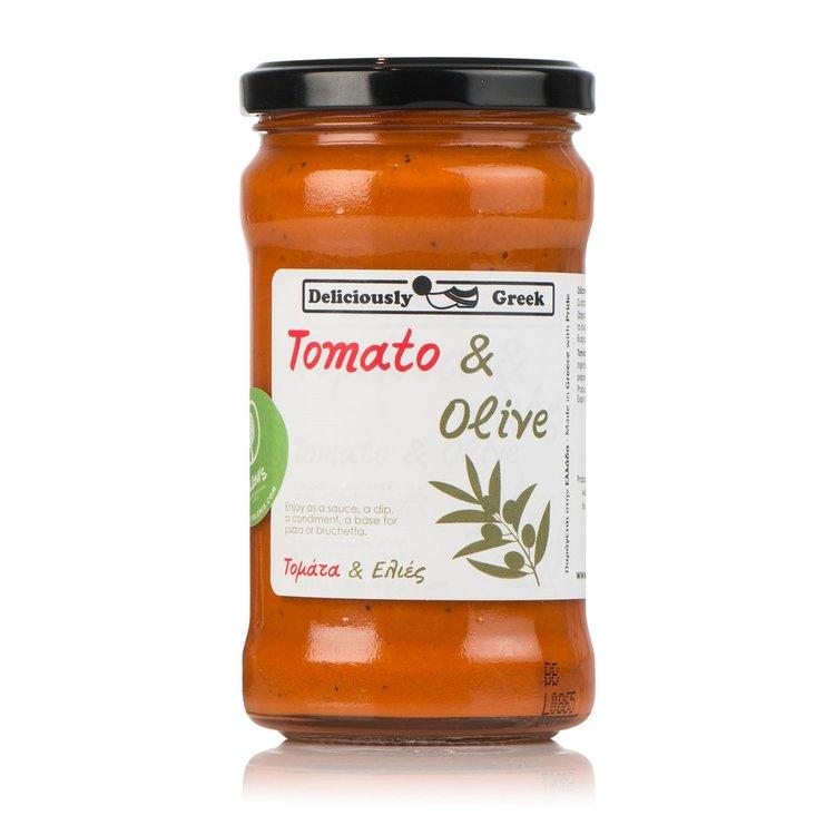 Tomato & Olive Sauce 280g