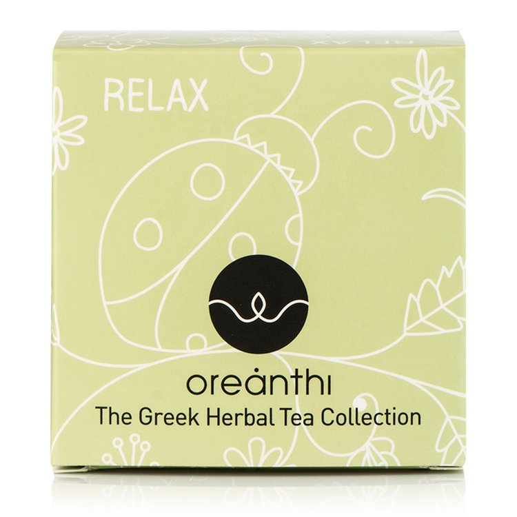 Relax The Greek Herbal Tea Collection