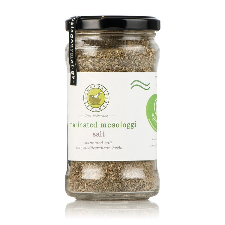 Sea Salt Marinated with Herbs 150g