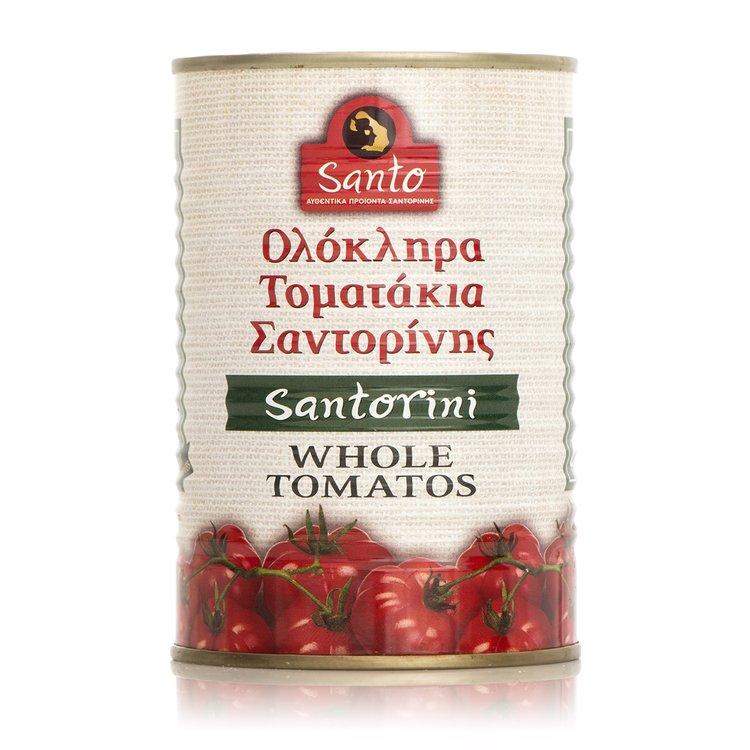 Santorini Whole Tomatoes 400g