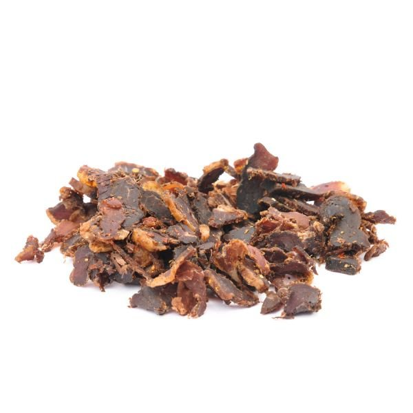 Spicy Limpopo Chilli Biltong with British Beef 500g