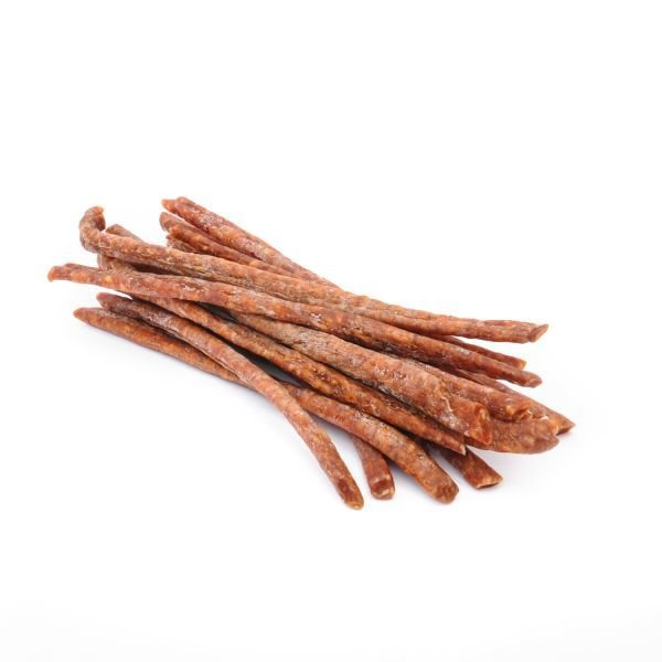 12 Beer Sticks (Free Range Pork with Chilli, Pepper & Salt) by Moons Green