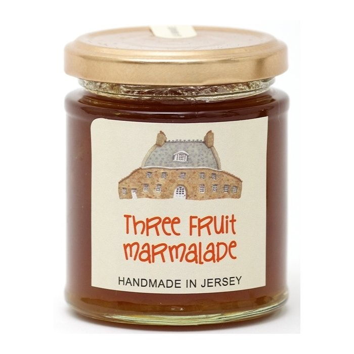 Orange, Lemon & Grapefruit Marmalade 227g