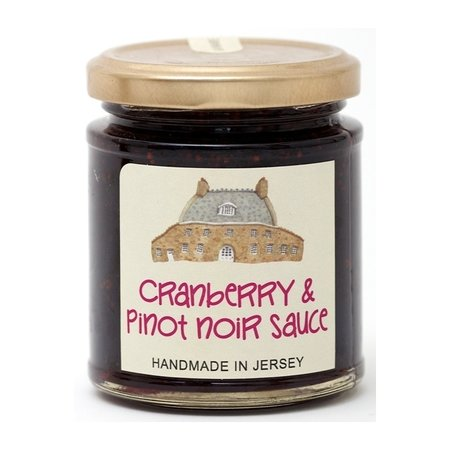 La Mare Cranberry Sauce with Pinot Noir 2 x 227g