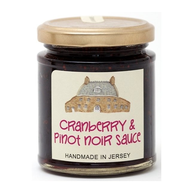 Cranberry Sauce with Pinot Noir 227g