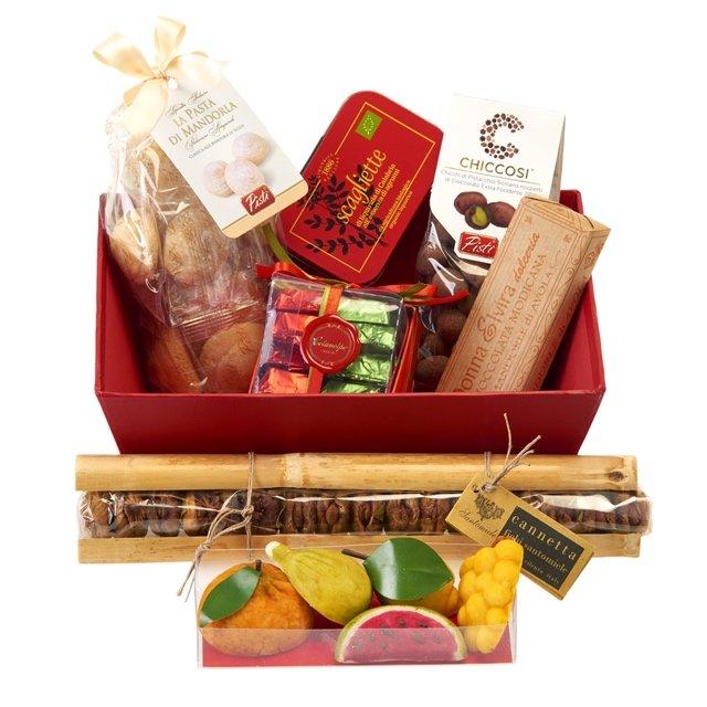 Sweet Treats Christmas Gift Box