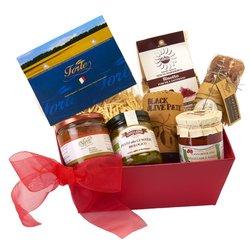Italian Vegetarian Feast Gift Hamper - Inc. Risotto, Pasta, Paté, Marmalade & More