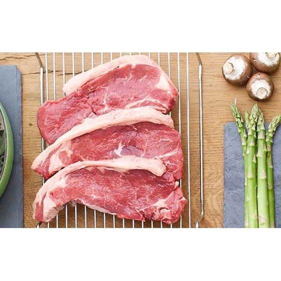 Sussex Sirloin Steak 1KG