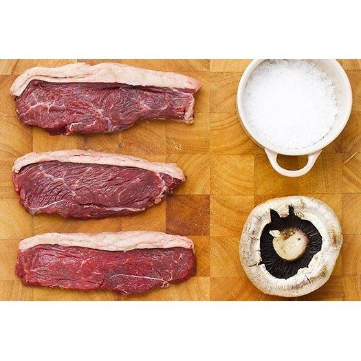Sussex Beef Rump Steak 1kg