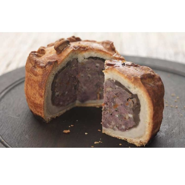 Scottish Wild Venison Pie (Mr C's Handmade Pie) 475g