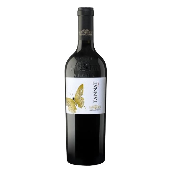 Tannat Alpha Estate Utopia Greek Red Wine 2011