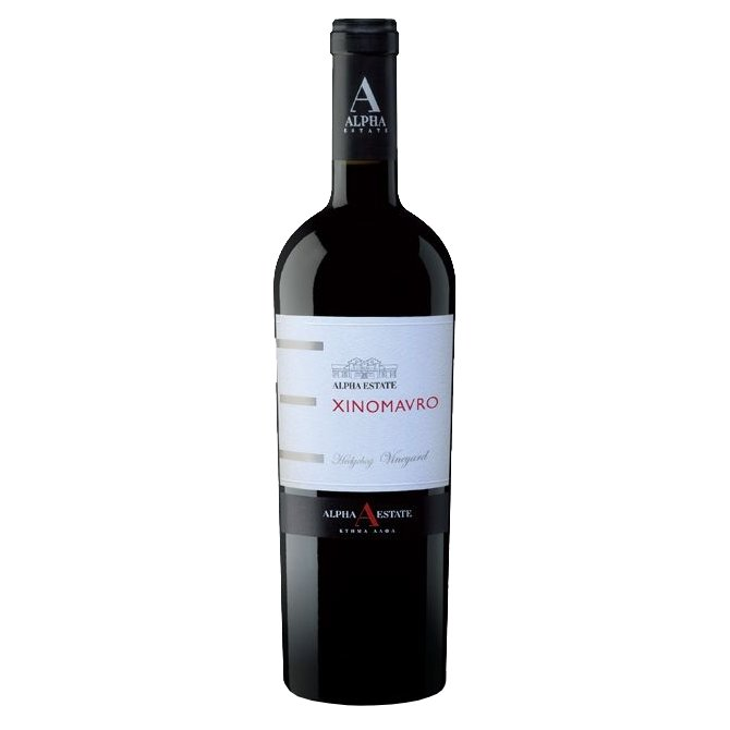 Xinomavro Single Vineyard Alpha Estate 'Hedgehog' Greek Red Wine 2012 14% Vol