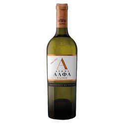Sauvignon Blanc Fume Alpha Estate Greek White Wine