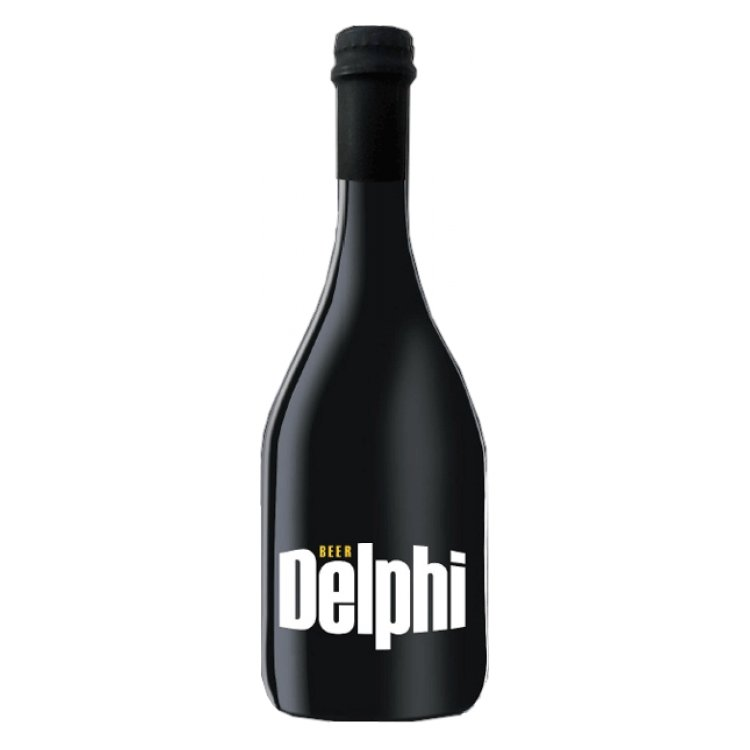 Delphi Pilsner Beer 4.5% 330ml