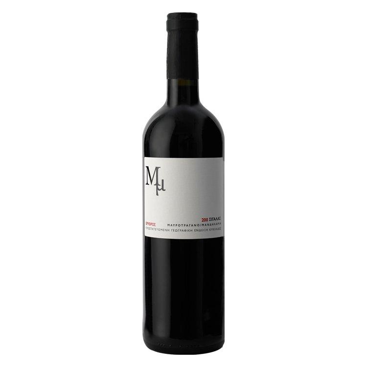 Mavrotragano-Mandilaria Red Wine 2014 750ml