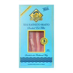 Smoked Eel Fillet 80g