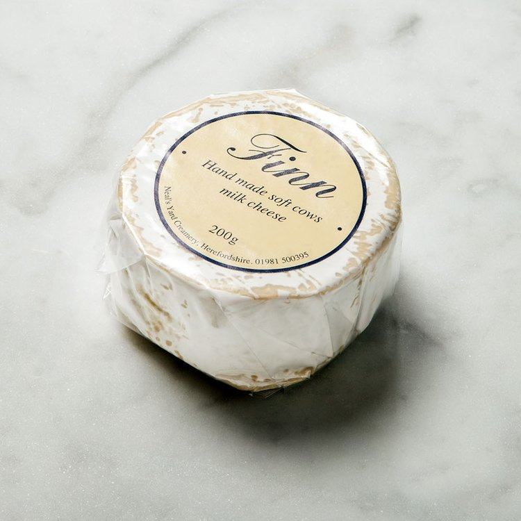 Finn Organic Artisan Cheese (Semi-Soft) by Neal's Yard Creamery