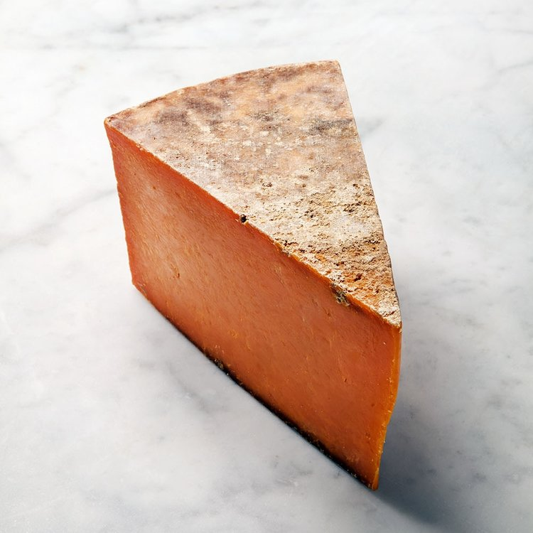 Sparkenhoe Red Leicester Cheese 1kg (Clothbound Farmhouse Cheese)