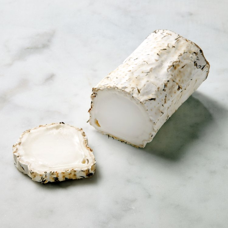 'Stitch in Thyme' Goat's Cheese Log with Thyme 210g