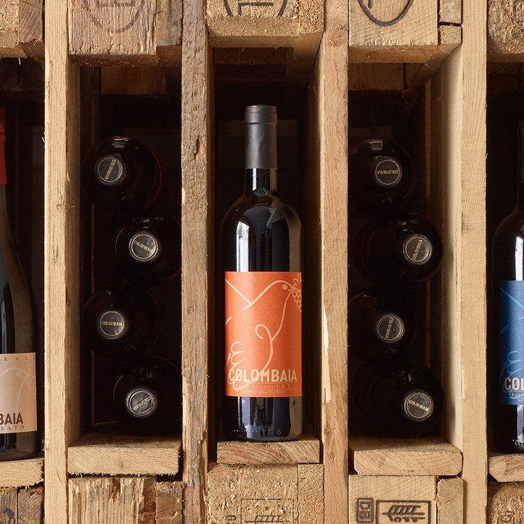 Organic Vigna Vecchia Red Wine 2011 75cl