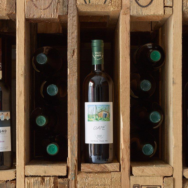 Organic Ciape White Wine 2011 75cl