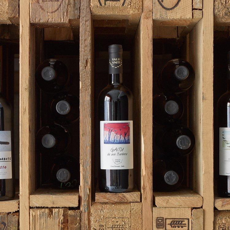 Organic Gaitu Red Wine 2014 75cl