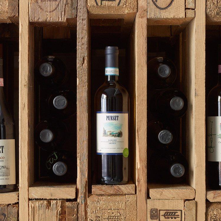Organic Langhe Arneis White Wine 2012 75cl