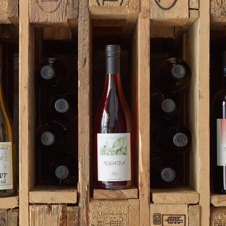Organic Rosatea Rosé Wine 2014 75cl