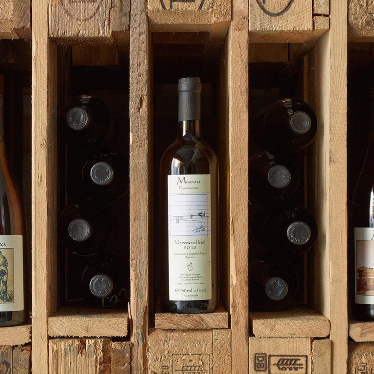 Organic Vermentino White Wine 2014 75cl