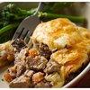 Beef stout pie