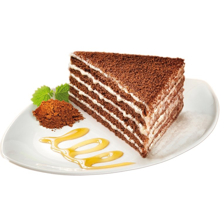 Cocoa Honey Cake 800g