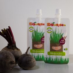Wheatgrass Shots with Beetroot 14 x 60ml