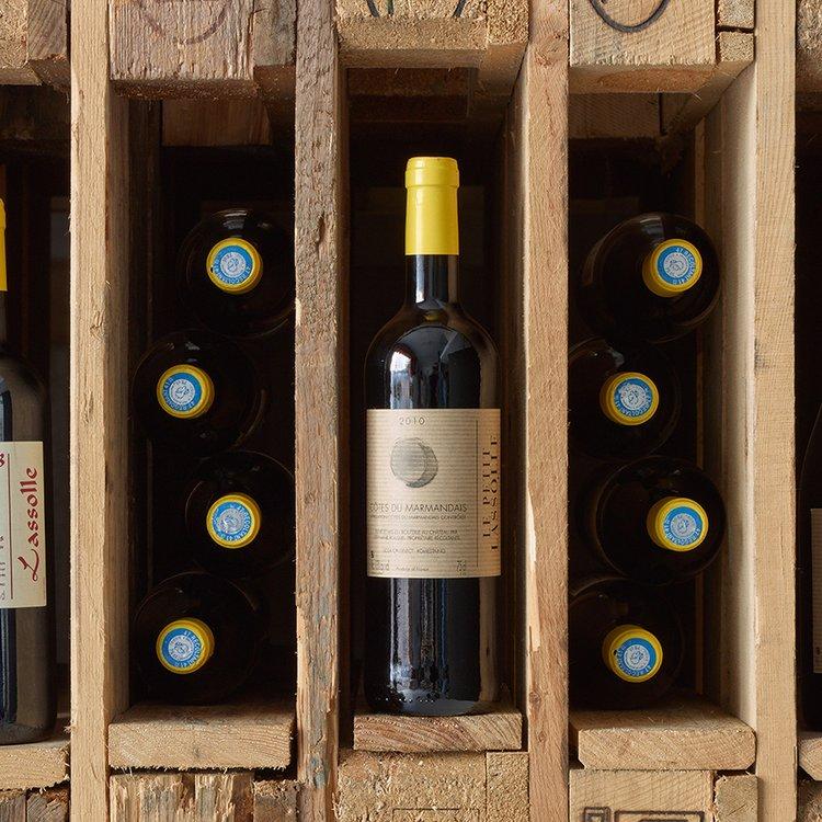 Organic SSS Blanc VDF White Wine 2012