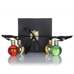 Douglas Laing's 'Remarkable Regional Malts' Whisky Christmas Baubles (Angels' Share Glass)