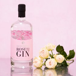 Rose Flavoured Old Tom Pink Gin 70cl 40% ABV