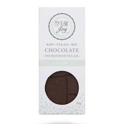 Organic 67% Raw Classic Chocolate Bar 30g (Vegan)