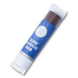 Organic Blueberry Filled Raw Chocolate Bar 30g (Vegan)